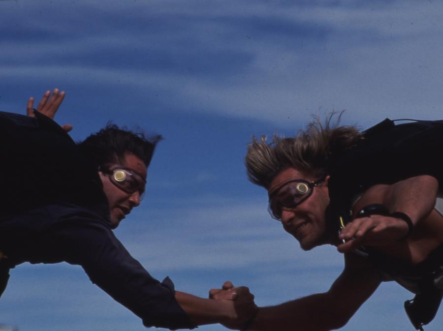 Patrick Swayze i Keanu Reeves wciąż \
