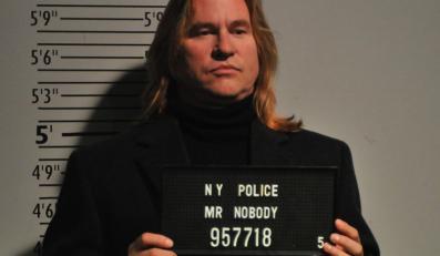 "Val Kilmer w ""The Traveler"""