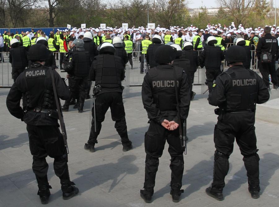 Policja alarmuje, ze rośnie przestępczość gospodarcza