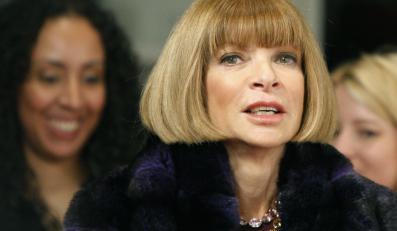 Anna Wintour, szefowa amerykańskiego Vogue'a pisze autobiografię