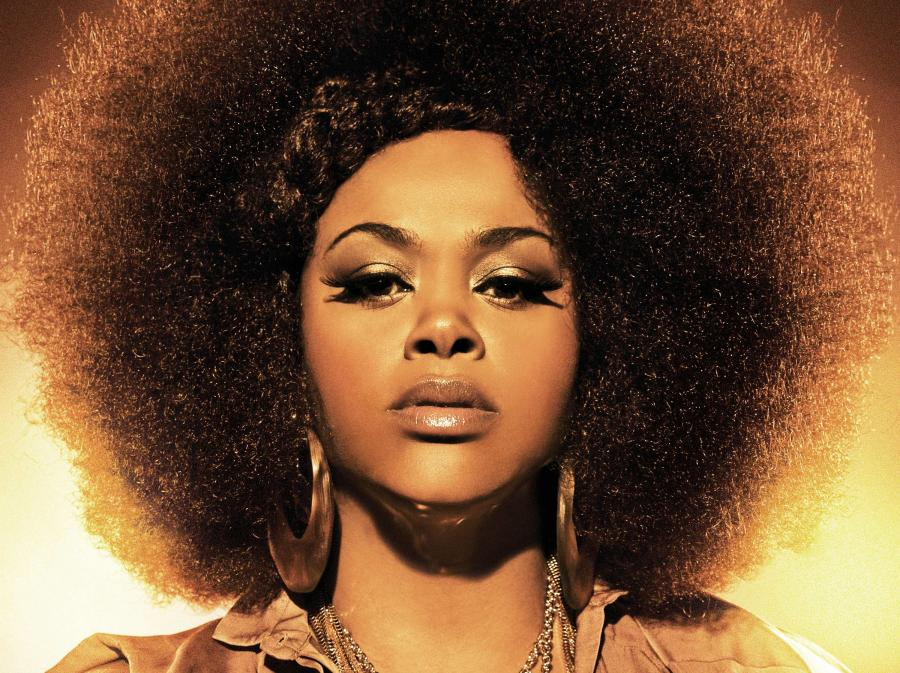Jill Scott cała we łzach