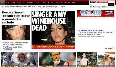 """""""Daily Mirror"""" miał też nagminnie podsłuchiwać"""