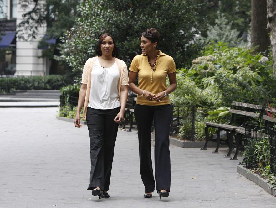 Nafissatou Diallo (po lewej): Ja i moja córka płaczemy codziennie