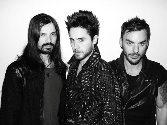 30 Seconds To Mars walczy z koncernem