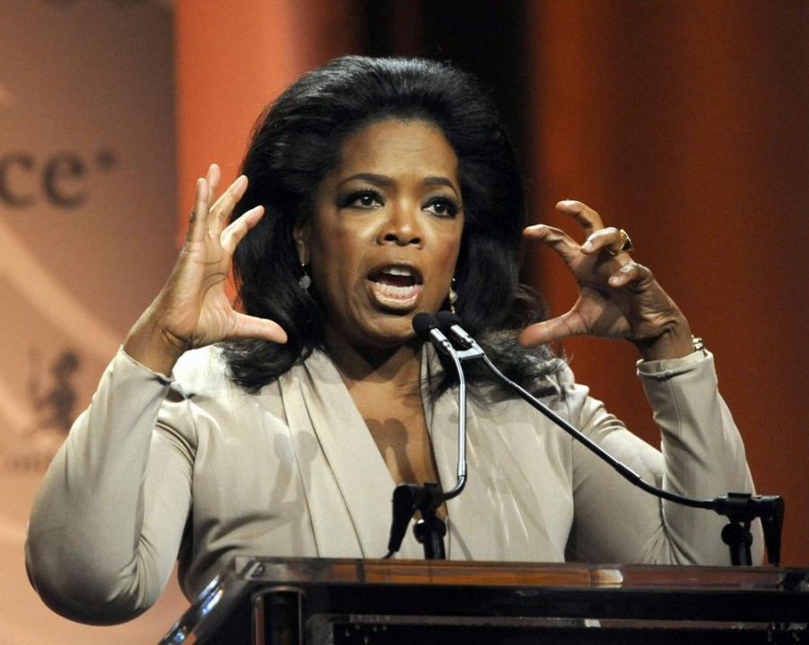 Amerykańscy krytycy nie zgadzają się z decyzją przyznania Oscara Oprah Winfrey