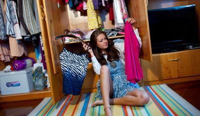 Wieczny problem z doborem ubrania