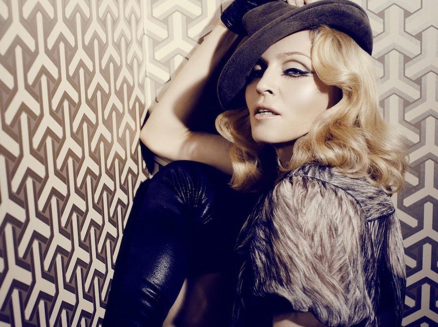 Madonna ciągle budzi pożądanie