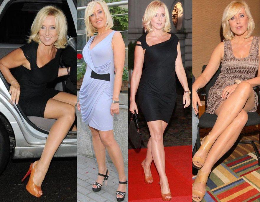 Agata Młynarska chętnie korzysta z zabiegów kosmetycznych