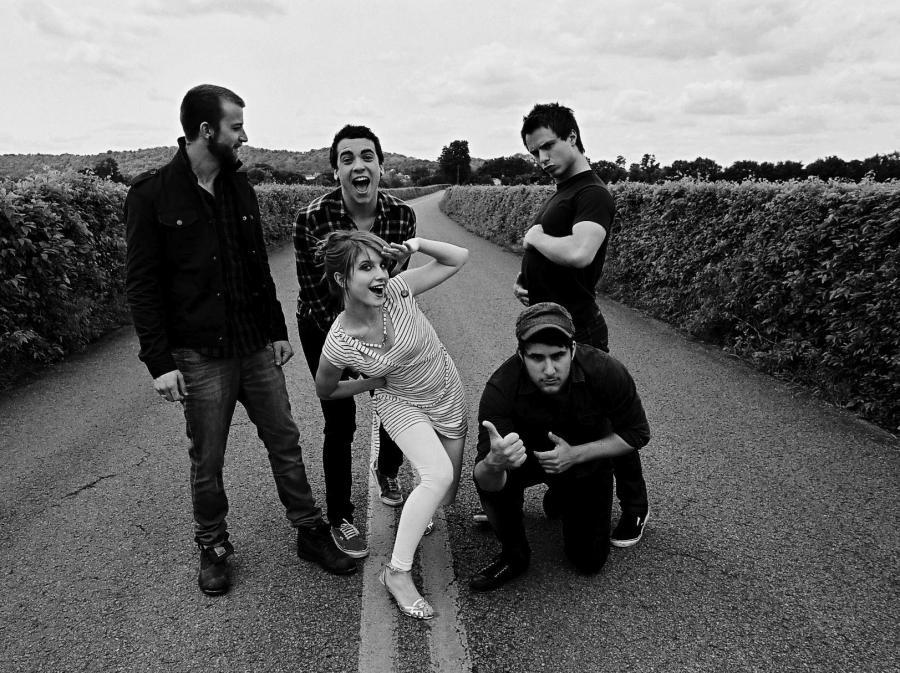 Grupa Paramore pracuje nad nowym materiałem
