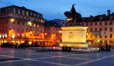 Lizbona - stolica Portugalii