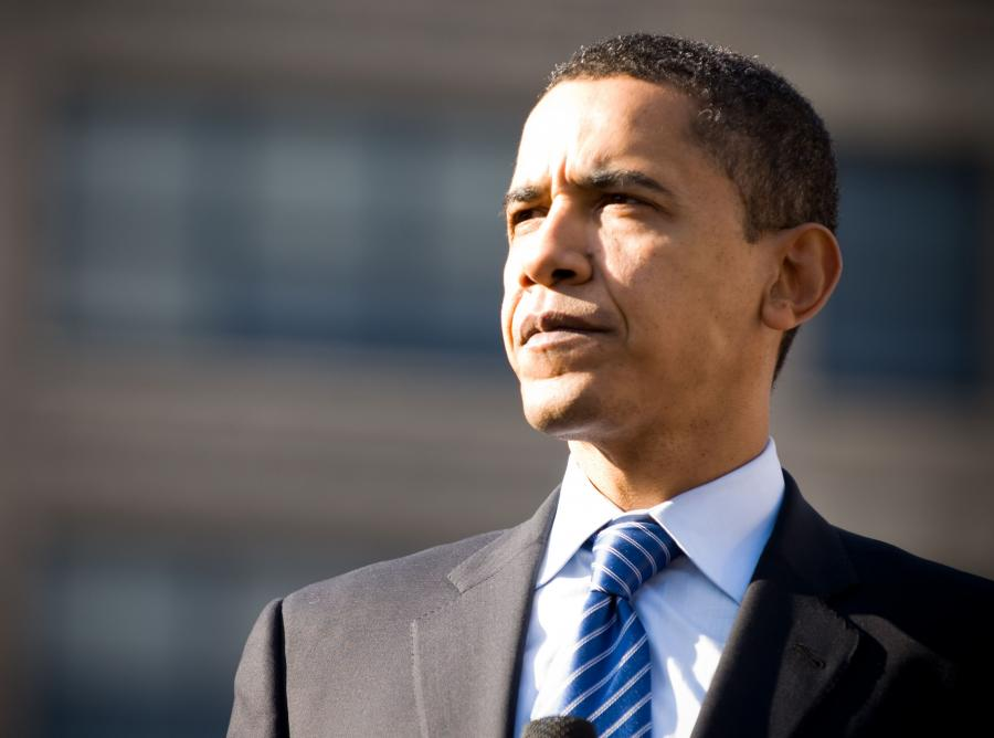 Barack Obama, prezydent USA