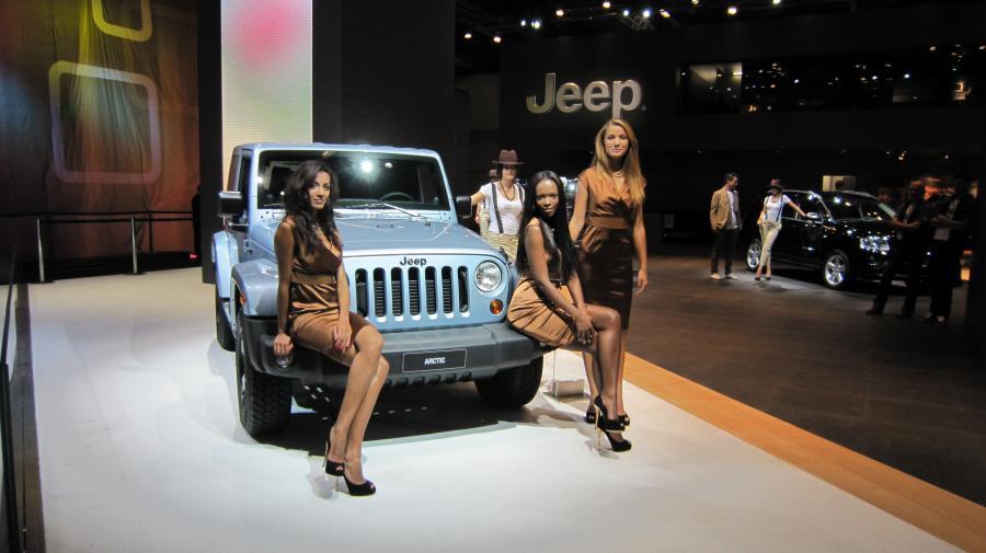 Jeep Wrangler ma nowe serce V6