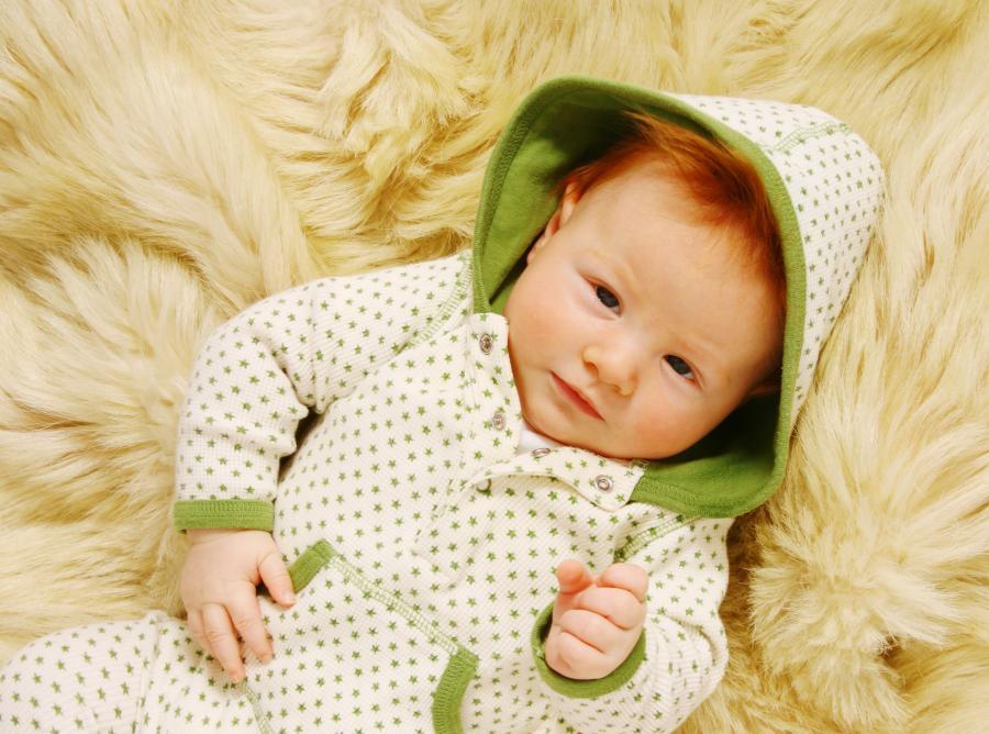 Ubranka dziecięce rzadko nadają się do użytku przez dwa sezony.