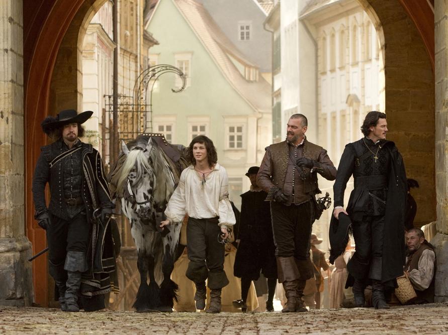 Poznajcie młodego D\'Artagnana