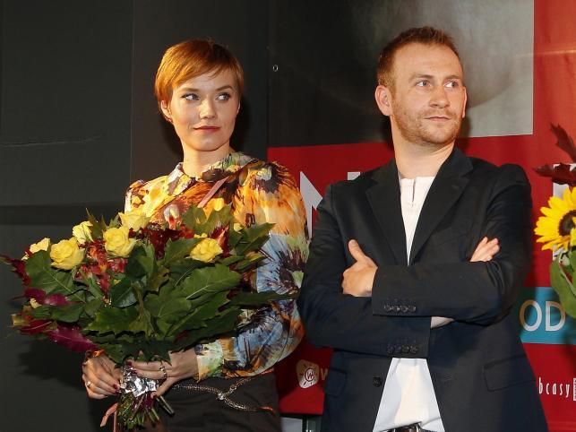 Roma Gąsiorowska, Krzysztof Ogłoza