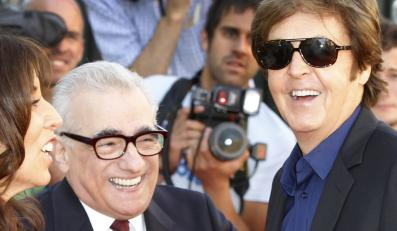 Martin Scorsese i Paul McCartney