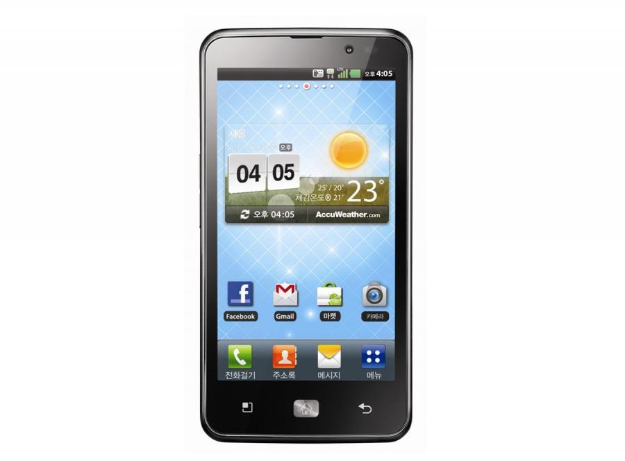 Nowa komórka LG. Ma wykorzystywać szybki internet