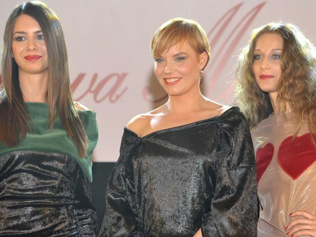 Roma Gąsiorowska w roli projektantki mody. Zobacz kolekcję aktorki!