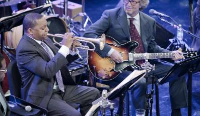 Eric Clapton i Wynton Marsalis