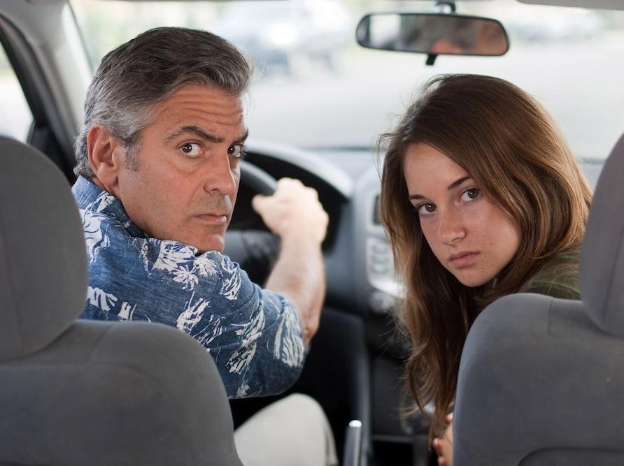 George Clooney w filmie \