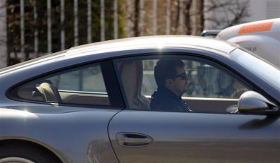 Marcin Dubieniecki stracił prawo jazdy za uzbieranie 33 punktów karnych