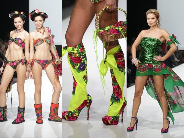 Folklor wciąż na topie? Ludowa moda na wybiegu