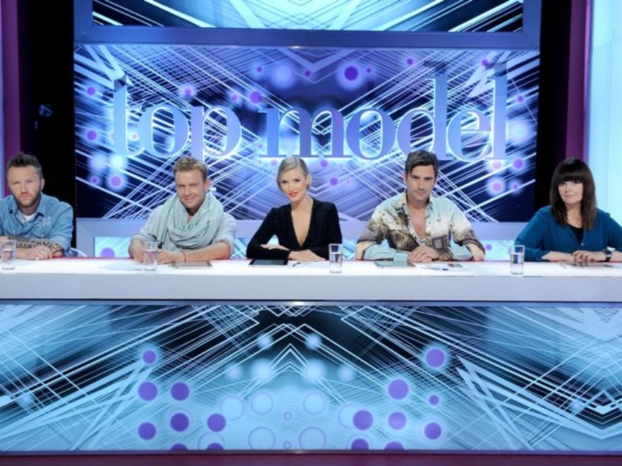Jury w 9 odcinku programu Top Model 2 Zostań modelką.