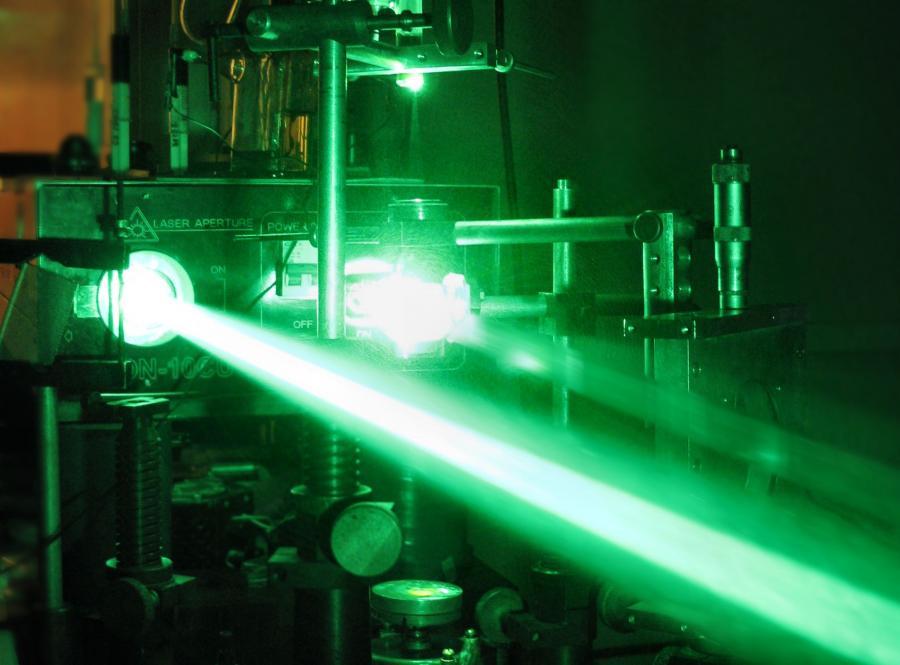 Broń laserowa w armii USA