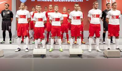 PZPN zlikwidował orzełka na koszulkach Polaków