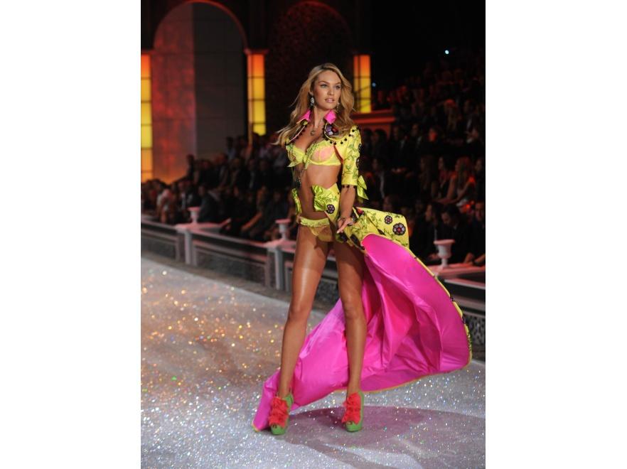 Victoria's Secret Fashion Show - Nowy Jork, listopad 2011.
