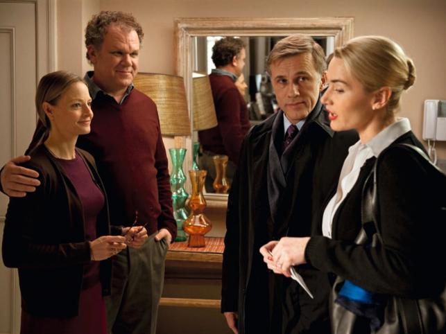 """Rzeź"" (Jodie Foster, John C. Reilly, Christoph Waltz i Kate Winslet)"
