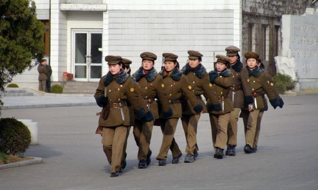 Za ostatnią żelazną kurtyną. Zdjęcia z Korei Północnej