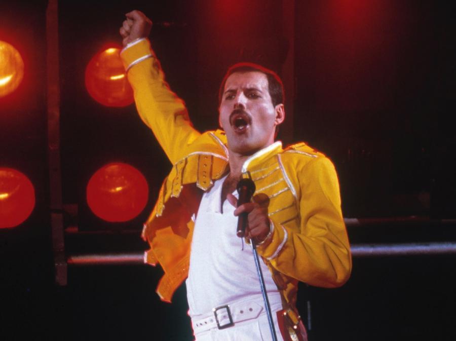 Freddie Mercury jeszcze raz zaśpiewa o Barcelonie