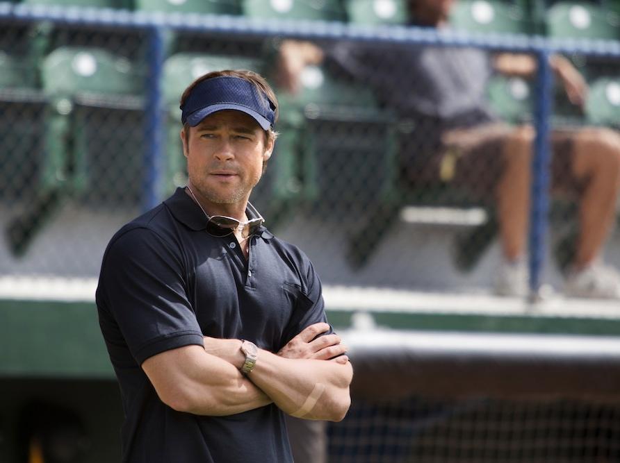 Brad Pitt w filmie \