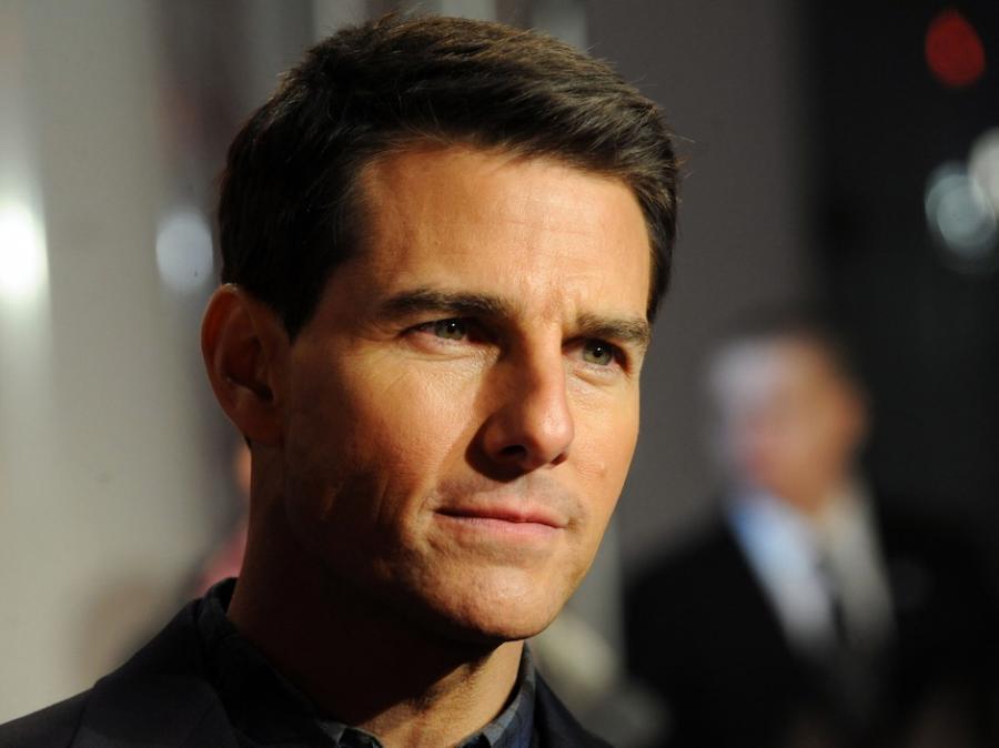Toma Cruise 50-tych urodzin nie zaliczy do udanych...