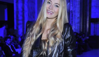 Marcelina Zawadzka zaczyna bywać na show-biznesowych imprezach.
