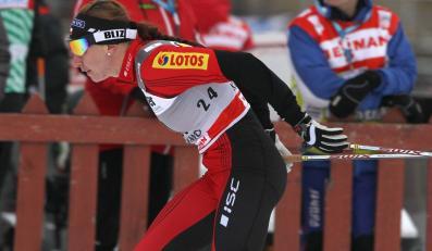 Justyna Kowalczyk wygrała zawody Pucharu Świata w Rogl