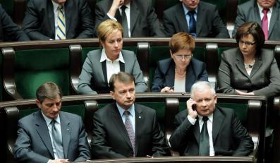 SMS-y Jarosława Kaczyńskiego sprzedane przez biuro PiS