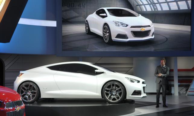 Chevrolet Tru 140S Concept Coupe
