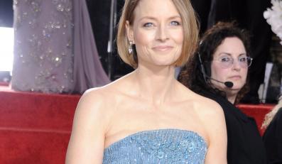 Jodie Foster uhonorowana Złotym Globem