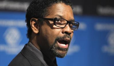 Denzel Washington w komiksie Stevena Granta?