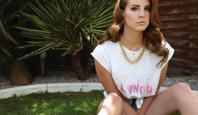 Płyta Lany Del Rey sprzedała się w 177 tysięcach egzemplarzy