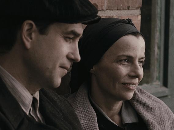 Marcin Dorociński i Agata Kulesza