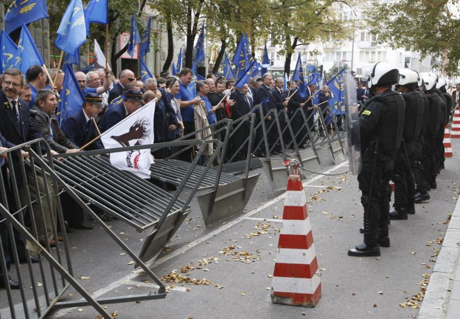 Związkowcy szykują wielką akcję przeciwko rządowi