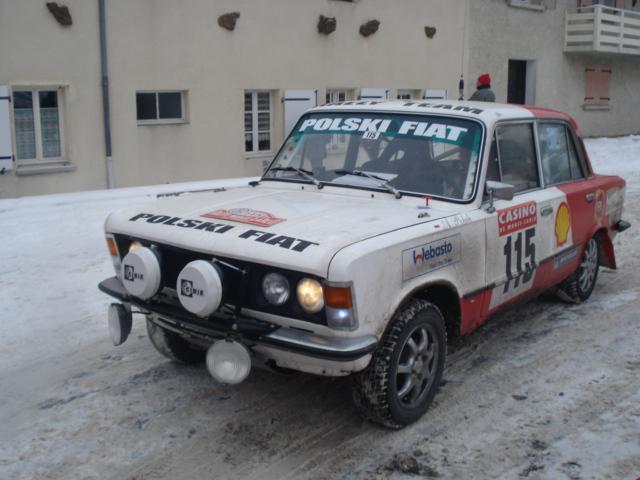 Tomasz Jaskłowski, szef zespołu TJ Motorsport, jadąc Polskim Fiatem 125p (1972r.) wraz z synem Karolem zajął 80. miejsce w klasyfikacji generalnej rajdu