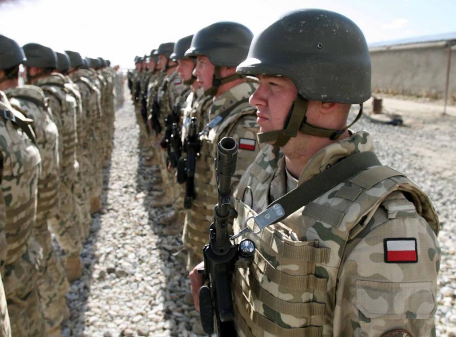 Polscy żołnierze w Afganistanie nie mają prądu i wody