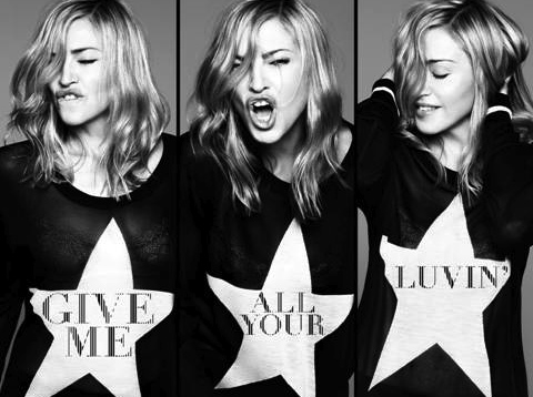 Nadeszły szalone dziewczyny Madonny