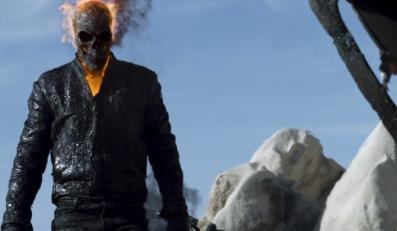"""""""Ghost Rider 2"""" wraca, a czacha znów mu dymi"""
