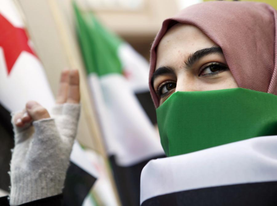 Nikt nie porwie się na interwencję w Syrii. \