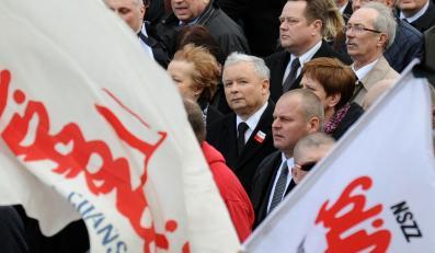 Jarosław Kaczyński organizuje demonstracje antyrządowe